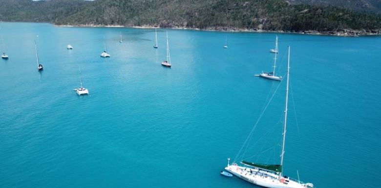 Spank Me: 2 day/2 night Whitsundays sailing - departs Airlie